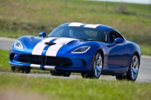 2013 SRT Viper model at Gingerman Raceway, Sept. 6, 2012