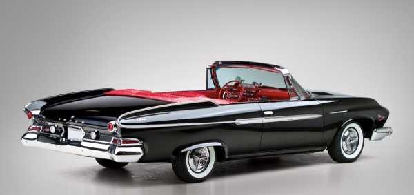 1961 Dodge Dart Phoenix D500 Convertible | SpeedHunters Al