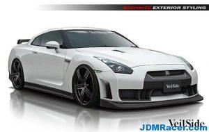 Nissan-GT-R-R35-Veilside-Body-Kit