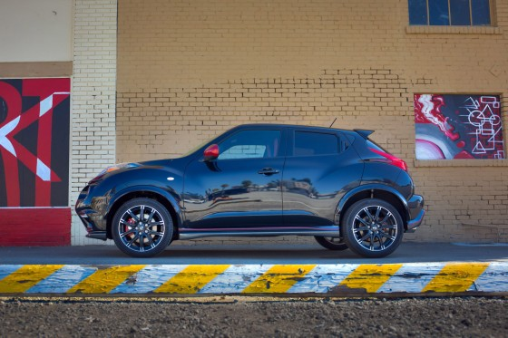 Nissan NISMO JUKE RS